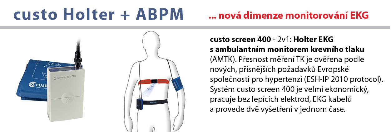 custo Holter + AMTK